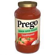 Prego Traditional Hidden Super Veggies Italian Sauce