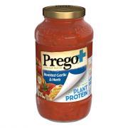 Prego Roasted Garlic Plant Protein Italian Sauce