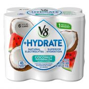 Campbell's V8 +Hydrate Coconut Watermelon
