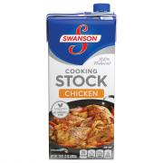 Swanson Chicken Cooking Stock