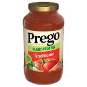 Prego Traditional Plant Protein Italian Sauce