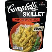 Campbell's Skillet Sauces Thai Curry Chicken