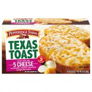 Pepperidge Farm Five Cheese Texas Toast