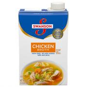 Swanson Chicken Broth Aseptic