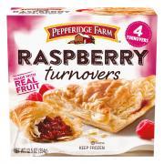Pepperidge Farm Raspberry Turnovers