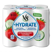 Campbell's V8 +Hydrate Strawberry Cucumber