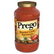 Prego Roasted Garlic Parmesan Sauce