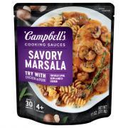 Campbell's Skillet Sauces Chicken Marsala