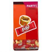 Reese's & Kit Kat Miniatures Assortment Party Pack