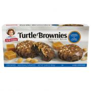 Little Debbie Turtle Brownies