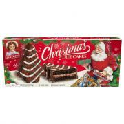 Little Debbie Chocolate Christmas Tree Cakes
