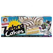 Little Debbie Zebra Snack Cakes