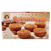 Little Debbie Pecan Spinwheels