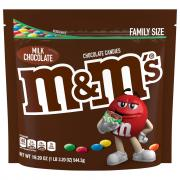 M&M's Milk Chocolate Family Size