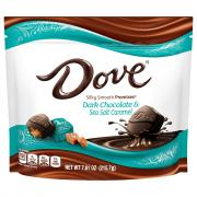Dove Promises Dark Chocolate Sea Salt Caramel