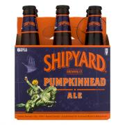 Shipyard Seasonal Flavor Ale