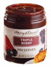 Harry & David Triple Berry Preserves
