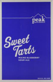 Peak Brewing Sweet Tarts Sour Ale