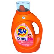 Tide Liquid with Downy April Fresh 48 Load