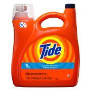 Tide 2x Clean Breeze High Efficiency Laundry Detergent