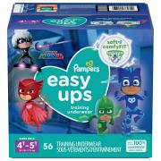 Pampers Thomas & Friends Easyups Boy 4T-5T