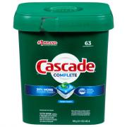 Cascade Complete Fresh Scent Action Pacs