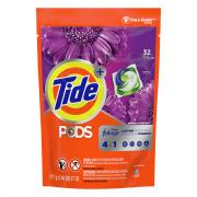 Tide PODS Plus Febreeze Laundry Detergent