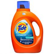 Tide High Efficiency Coldwater Fresh 48 Load