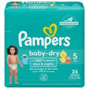 Pampers Size 5 Baby Dry Jumbo Pack
