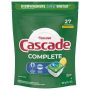 Cascade Complete Lemon Scent Action Pacs