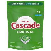Cascade Original Action Pacs Fresh Scent
