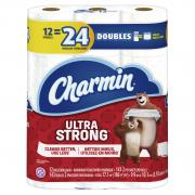 Charmin Ultra Strong Double Roll Bath Tissue