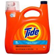 Tide HE Clean Breeze Laundry Detergent