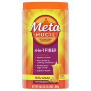 Metamucil Smooth Texture Orange Powder