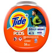 Tide PODS Active Fresh