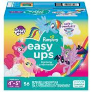Pampers Hello Kitty Easyups Girls 4T-5T