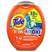 Tide PODS Ultra Oxi 4 in 1 Laundry Detergent