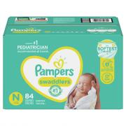 Pampers Swaddlers Newborn Super Pack