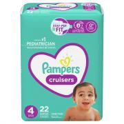 Pampers Size 4 Cruisers