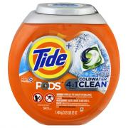 Tide PODS Plus ColdWater Clean Laundry Detergent