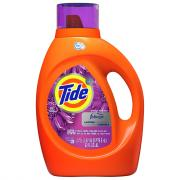Tide High Efficiency with Febreze Spring Renewal 48 Load