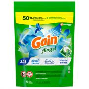 Gain Flings! Blissful Breeze Detergent