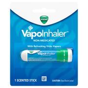 Vicks Vapoinhaler Non-Medicated Menthol Scent