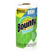 Bounty Select-A-Size Print Single Plus Paper Towels