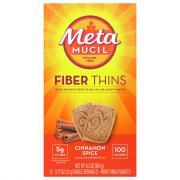 Metamucil Cinnamon Spice Fiber Wafers
