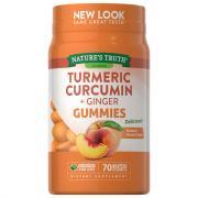 Nature's Truth Turmeric & Ginger Gummies