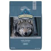 Blue Buffalo Wilderness Adult Dog Food with Chicken