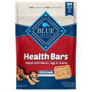 Blue Buffalo Health Bars Baked with Bacon, Egg & Cheese