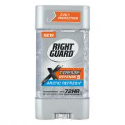 Right Guard Extreme Defense 5 Gel Artic Refresh