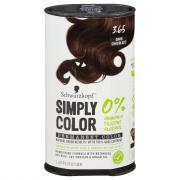 Schwarzkopf Simply Color Dark Chocolate 3.65
